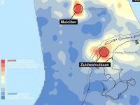 Nieuwe vulkaan ontdekt in Nederlandse ondergrond